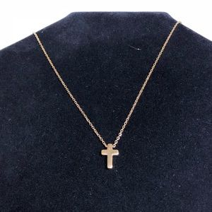 Jewelry - Stainless Steel Necklace!!✝️